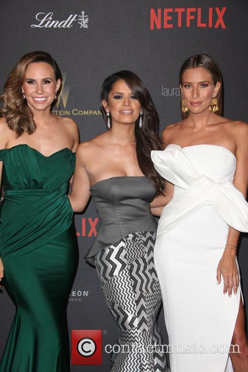 Keltie Knight, Rocsi Diaz and Renee Bargh 2