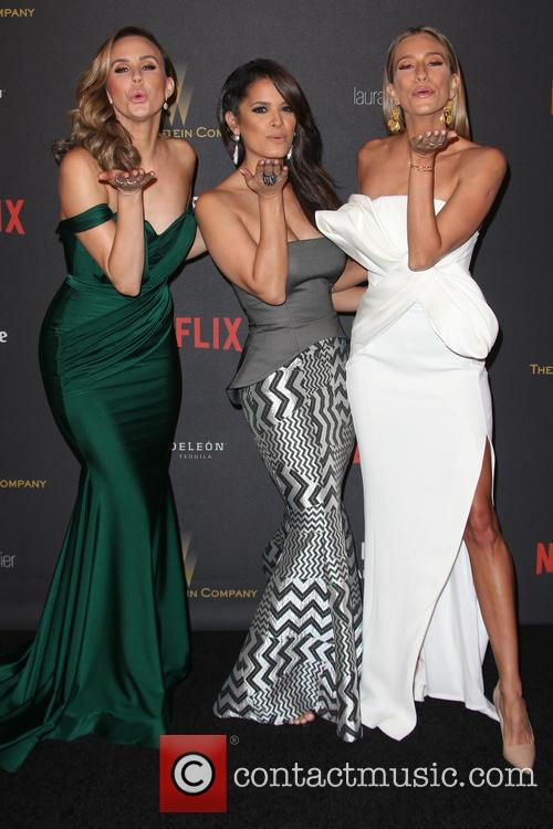 Keltie Knight, Rocsi Diaz and Renee Bargh 3