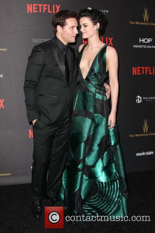 Jaimie Alexander and Peter Facinelli 9