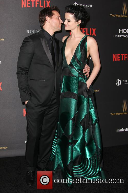Jaimie Alexander and Peter Facinelli 11