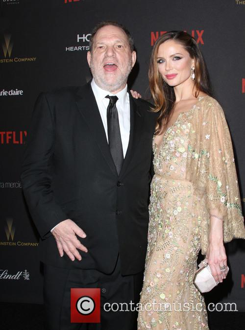 Harvey Weinstein and Georgina Chapman 3