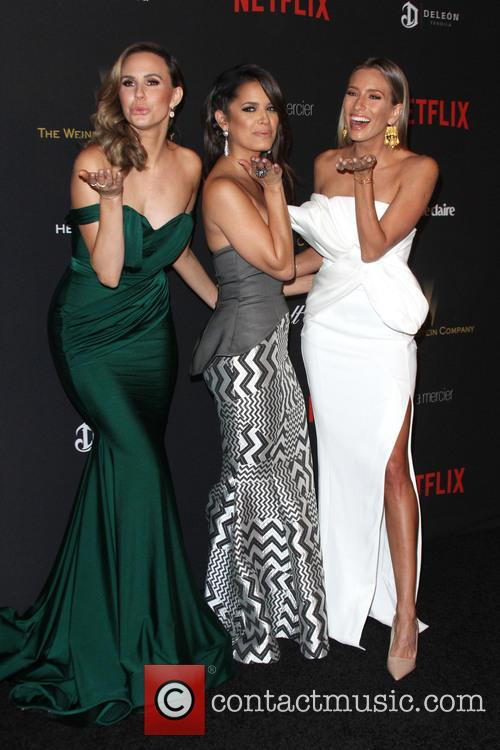Keltie Knight, Rocsi Diaz and Renee Bargh 5