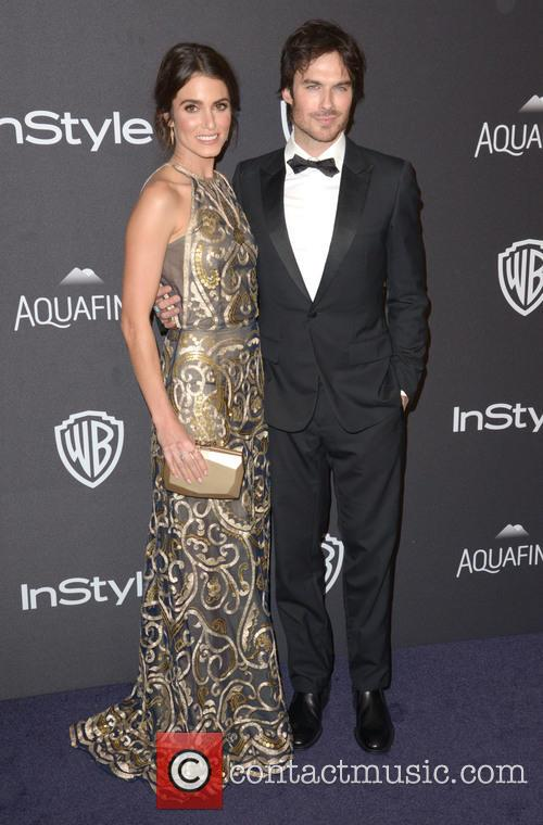 Nikki Reed and Ian Somerhalder 1