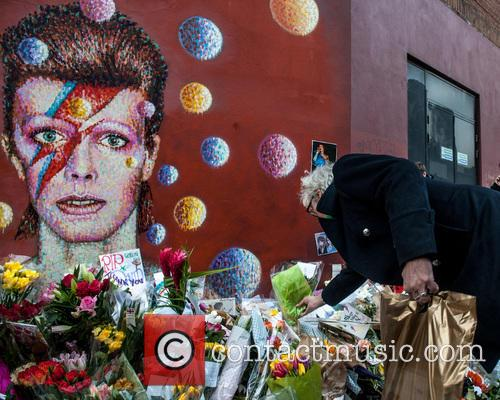 David Bowie Mural, Atmosphere and View 5
