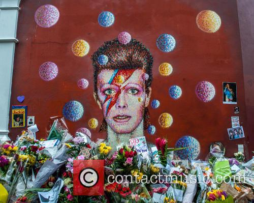 David Bowie Mural, Atmosphere and View 6