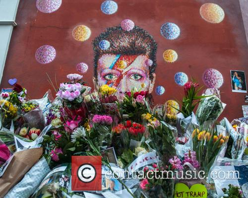 David Bowie Mural, Atmosphere and View 7