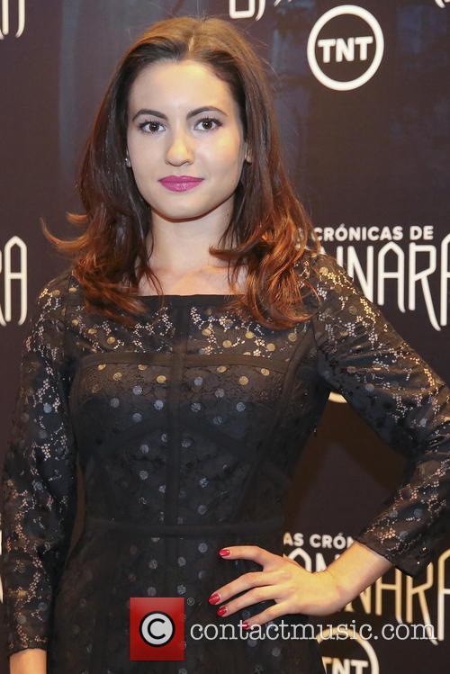 Ivana Baquero 4
