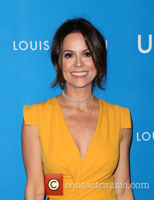 Brooke Burke and Unicef 1