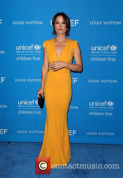 Brooke Burke and Unicef 4