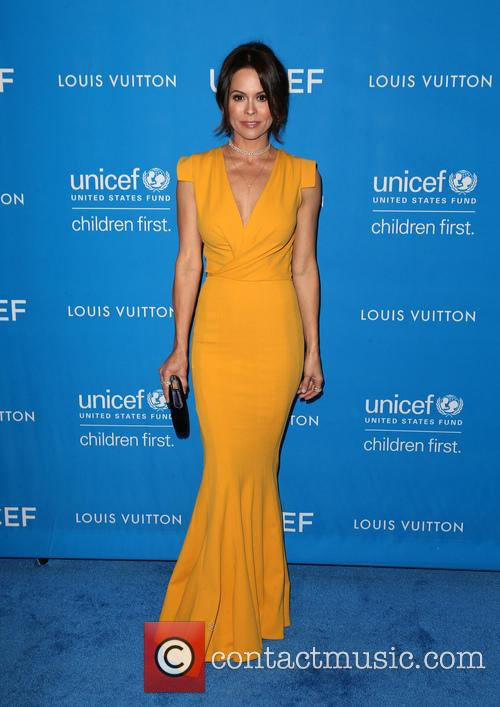 Brooke Burke and Unicef 5