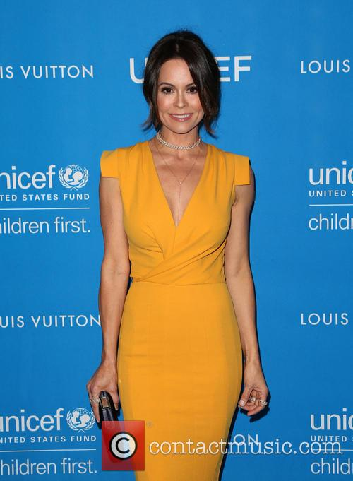 Brooke Burke and Unicef 6
