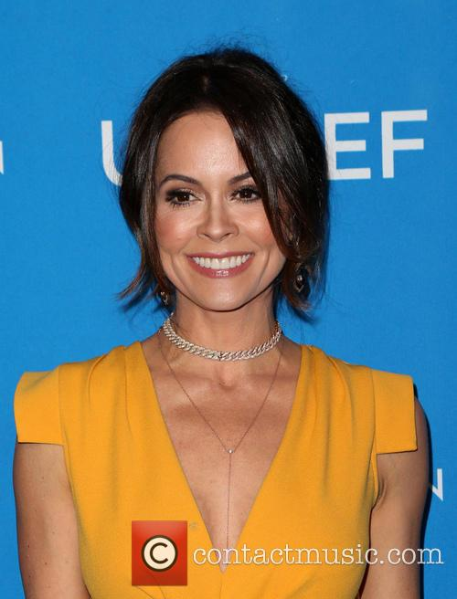 Brooke Burke and Unicef 7
