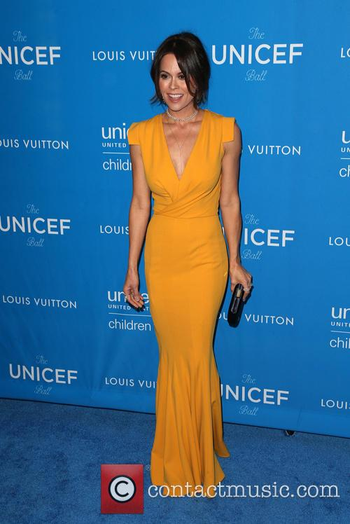 Brooke Burke and Unicef 8