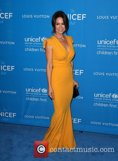 Brooke Burke and Unicef 9