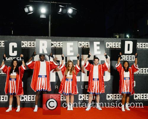 Creed, The Rocky Legacy' Uk, Premiere and Arrivals 1