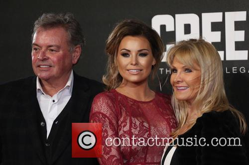 Mark Wright Snr, Jessica Wright and Carol Wright 1