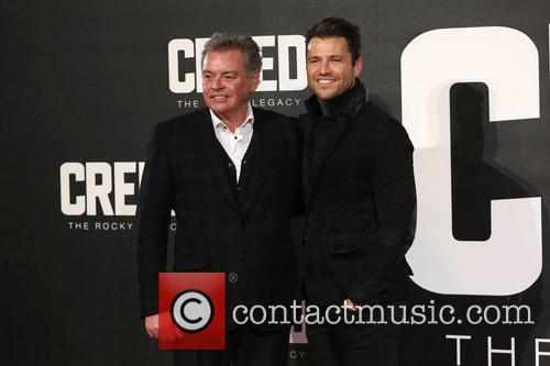 Mark Wright and Snr 1