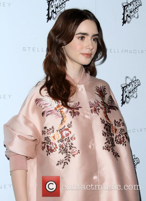 Lily Collins 4