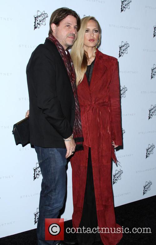 Rachel Zoe and Husband Rodger Berman 5