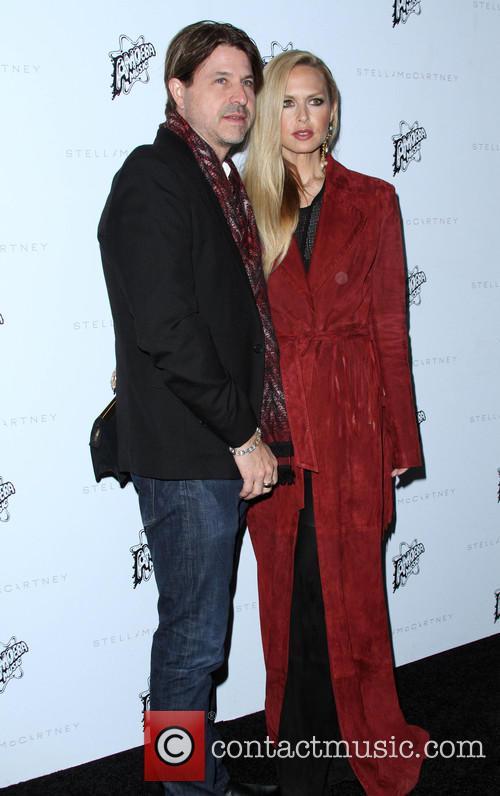Rachel Zoe and Husband Rodger Berman 6