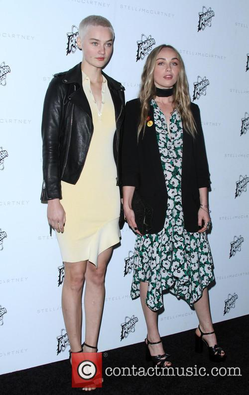 Stella Mccartney and Zella Day 8