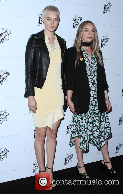 Stella Mccartney and Zella Day 9