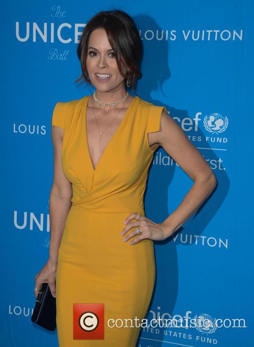 Brooke Burke and Unicef 2