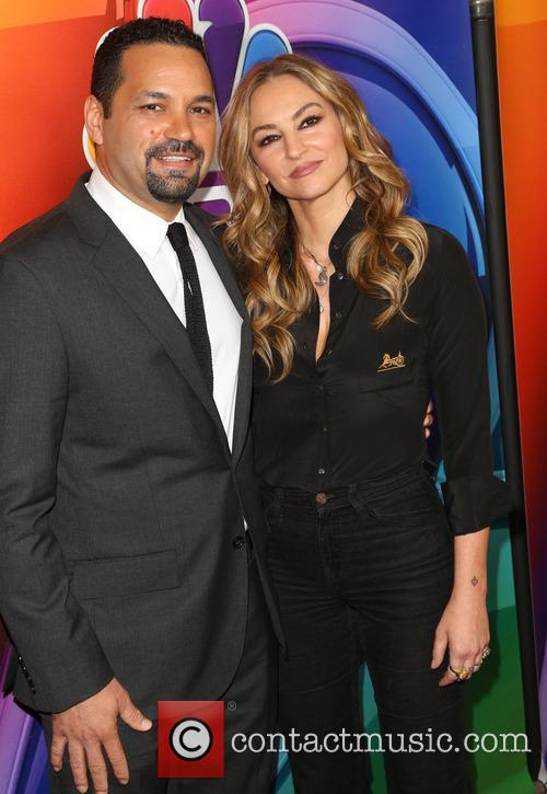 Vincent Laresca and Drea De Matteo 7