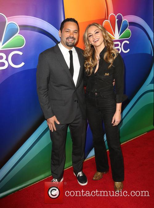 Vincent Laresca and Drea De Matteo 8