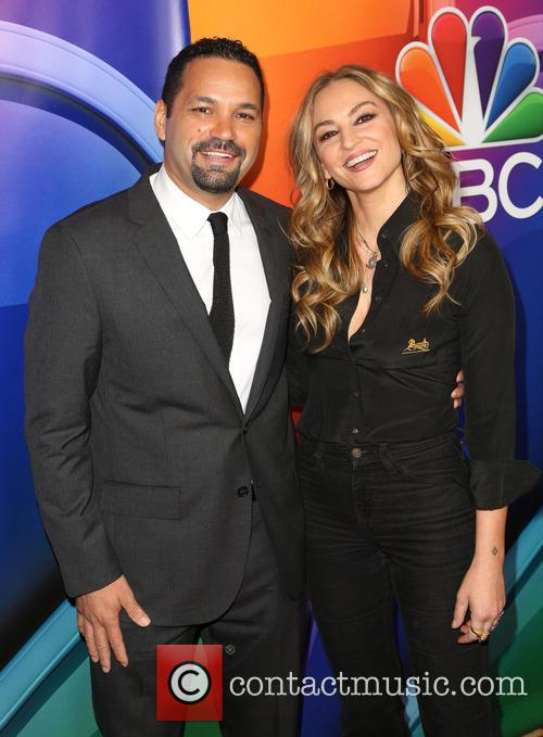 Vincent Laresca and Drea De Matteo 9