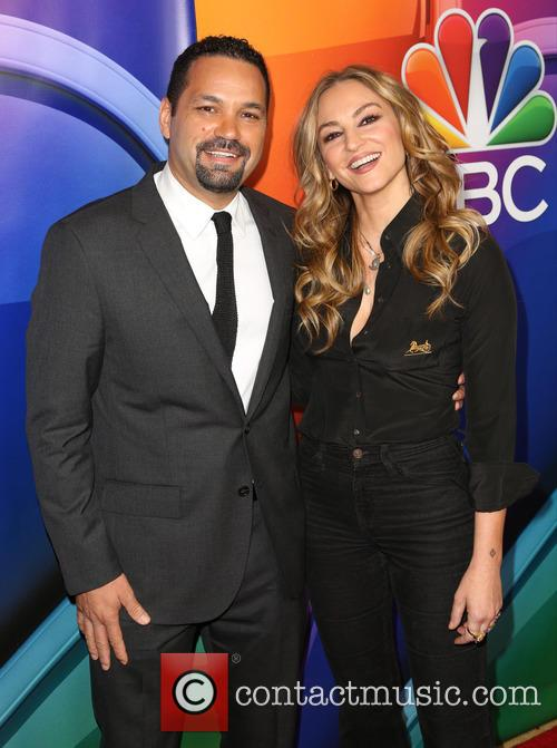 Vincent Laresca and Drea De Matteo 10
