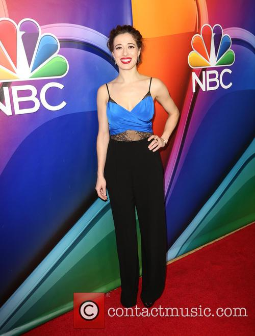 2016  NBCUniversal Press Tour