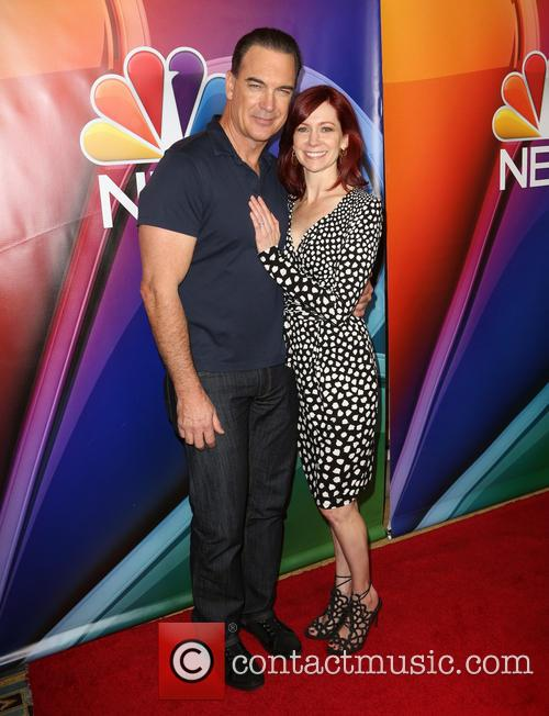 Patrick Warburton and Carrie Preston 6