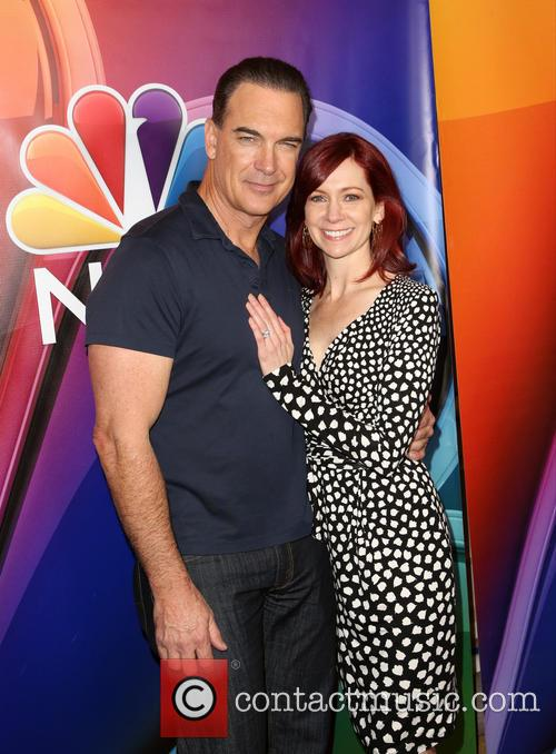 Patrick Warburton and Carrie Preston 7