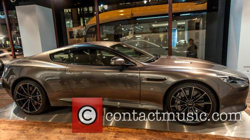 Aston Martin, Bond and Harrods