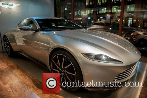 Aston Martin Db10, James Bond and Spectre 2
