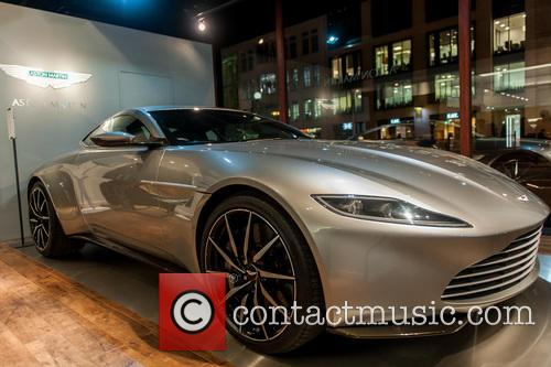 Aston Martin Db10, James Bond and Spectre 3