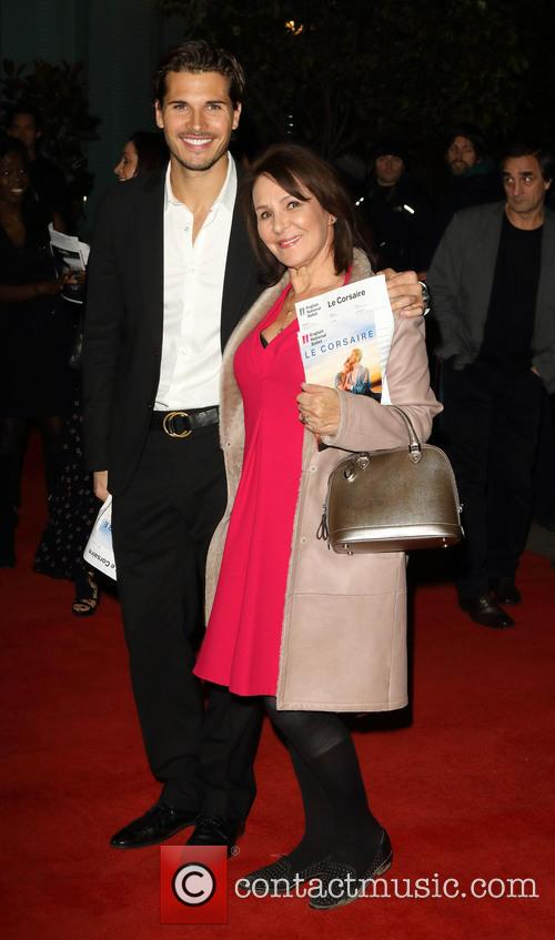 Gleb Savchenko and Arlene Phillips 3