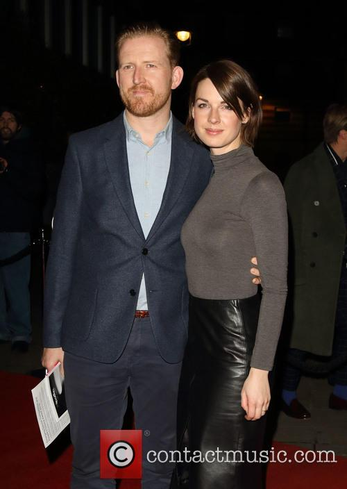 Tom Goodman-hill and Jessica Raine 2