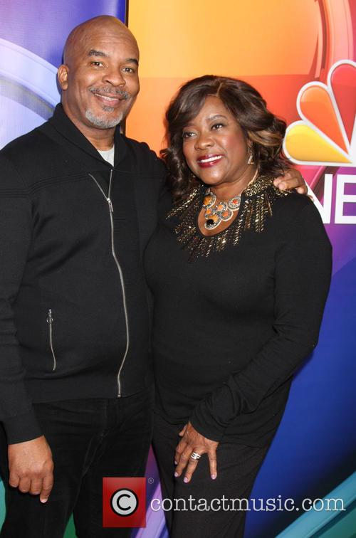 David Alan Grier and Loretta Devine 2