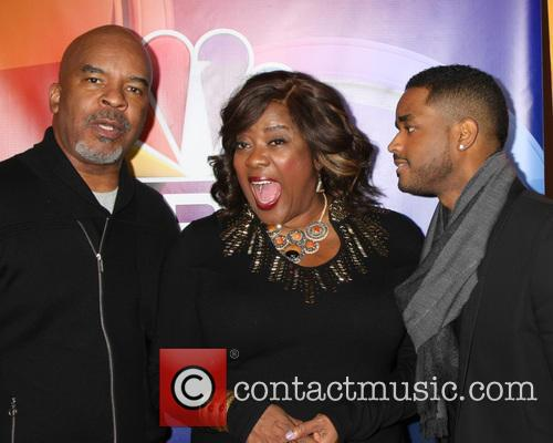 David Alan Grier, Loretta Devine and Larenz Tate 3