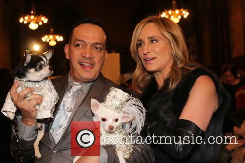 Anthony Rubio and Sonja Morgan 2