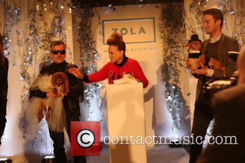 Simon Doonan, Toast and Cindy Adams 3