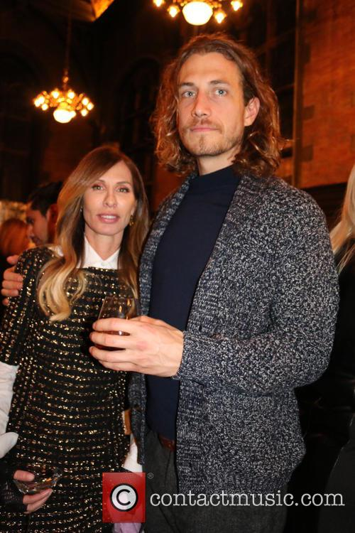 Carole Radziwill and Adam Kenworthy 2