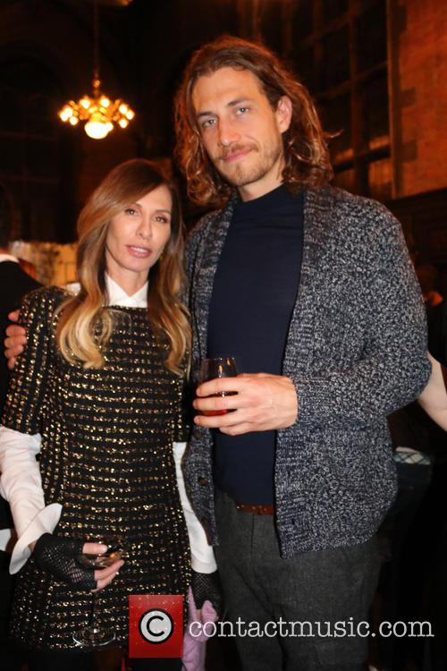 Carole Radziwill and Adam Kenworthy 3