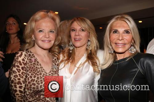 Jane Pontarelli, Ramona Singer and Andrea Warshaw Wernick