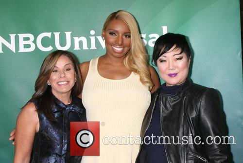 Melissa Rivers, Nene Leakes and Margaret Cho 1