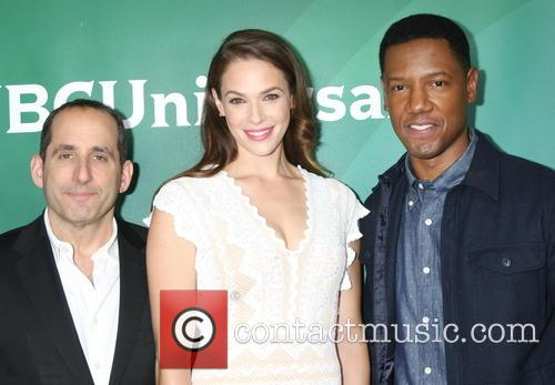 Peter Jacobson, Amanda Righetti and Tory Kittles 2