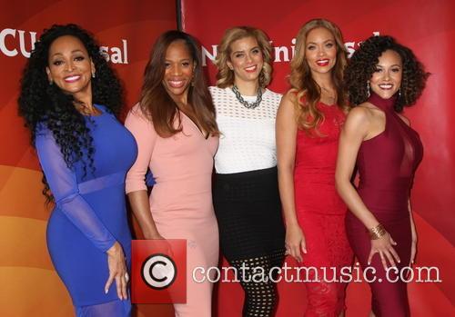 Real Housewives, Karen Huger, Charrisse Jackson Jordan, Gizelle Bryant, Ashley Derby and Robyn 2