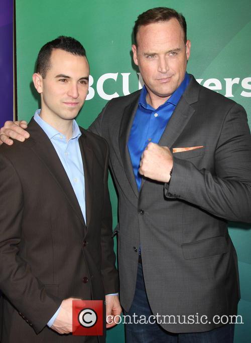 Joe Moravsky and Matt Iseman